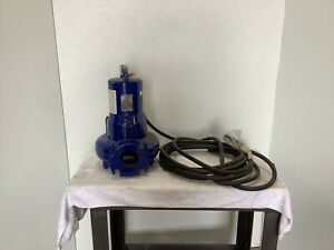 Sulzer As0630 3 Submersible Pump 2 Hp 3 Phase