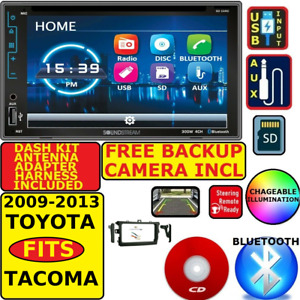 Fits 2009 2013 Toyota Corolla Bluetooth Usb Cd dvd Aux Car Radio Stereo Package