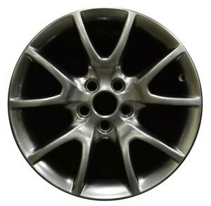 Oem 1 Wheel Rim For Dart Recon Nice 000 Hyper Smoked