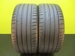 2 Nice Tires Michelin Pilot Sport 4 S 235 35 20 Zr 92y 70 Life 31926