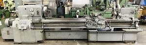 Monarch 2516t 25 X 96 Lathe See Video