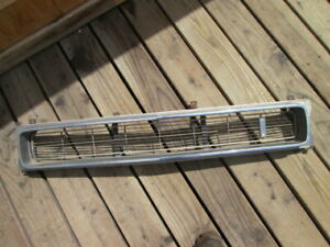 1967 Rambler American Amc Grille Assembly