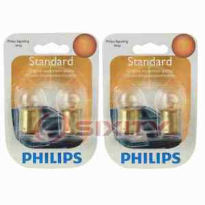 2 Pc Philips Parking Light Bulbs For Ford 1 2 Ton Pickup 1 Ton Pickup 3 4 Kt