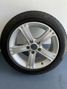 12 17 Bmw 3 series Oem 17 Wheel And Tire 328i 320i