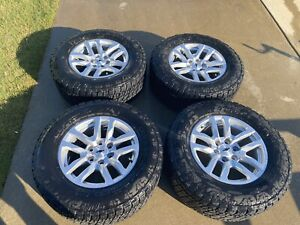 18 Inch Wheels And Tires 285 65r 18