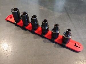 Matco Tools 3 8 6pc E Torx Impact Socket Set