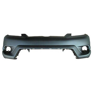 Cpp Front Bumper Cover For 2005 2008 Toyota Matrix