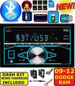 Fits 2009 2013 Toyota Corolla Bluetooth Cd Aux Usb Car Radio Stereo Package
