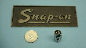 Snap On Tools 1 4 Inch Drive 3 16 Universal 12 Point Socket Part Tmu61a Unused