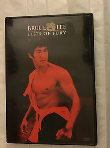 Fists of Fury DVD Bruce Lee Master Collection Widescreen with Insert $9.99