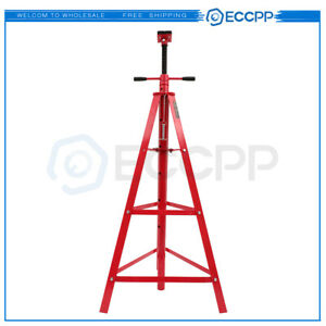 Eccpp High Tripod Jack Stand Under Hoist Lift Support Chasis Stabilizer 4000 Lbs