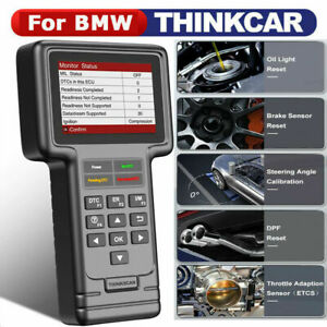 Thinkscan Obd2 Scanner For Bmw Diagnostic Tool Check Engine Abs Srs Code Reader