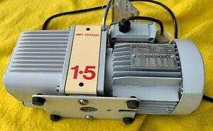 Edwards E2m1 5 Two Stage Rotary Vane Vacuum Pump