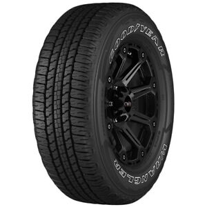 245 75r16 Goodyear Wrangler Fortitude Ht 111t Sl 4 Ply Owl Tire