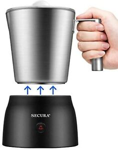 Secura 4 In 1 Electric Automatic Milk Frother And Hot Chocolate Maker Machine 17