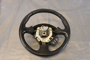 2002 04 Acura Rsx Type s K20a2 2 0l Oem Leather Steering Wheel rip 4488