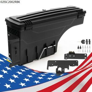 Truck Bed Storage Box Toolbox Passenger Right Side For Toyota Tacoma 05 20