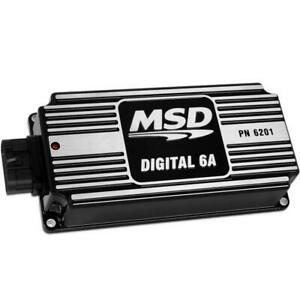 Msd 62013 Digital 6a Ignition Controller