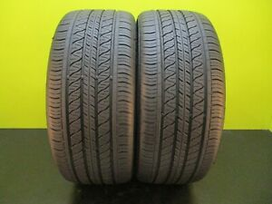 2 Nice Tires Continental Procontact Rx 255 45 19 104w 90 Life 31958