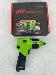Ingersoll Rand 1 2 Drive Green Racing Edition Air Impact Wrench 231r G