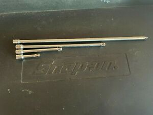 Snap On 4pc 3 8 Drive Extension Lot