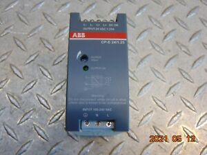 Abb Cp e 24 1 25 Switch Mode Power Supply free Shipping