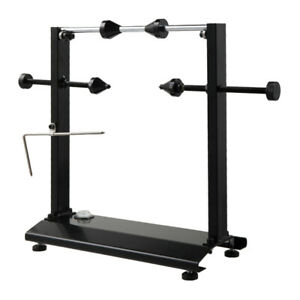 Motorcycle Static Wheel Balancer Tire Stand Street Truing Stand Adjustment Us