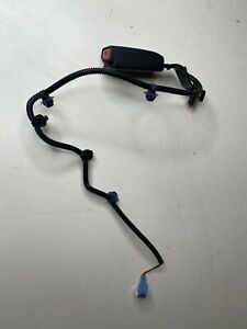 2018 Honda Civic Front Seat Belt Latch Buckle Left Driver Side Oem