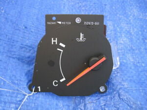 1990 1992 Nissan 300zx 19s Temperature Gauge Assembly 24835 32p00