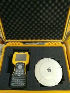 Trimble R8 Model 3 Gps Glonass Rtk Rover Receiver W Tsc2 Data Collector