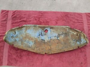 1941 1942 1946 Chevy Pickup Truck Lower Grille Radiator Air Baffle Splash Pan