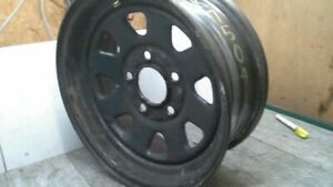 Wheel 15x6 1 2 Steel Styled Rally Fits 85 95 Astro 75041