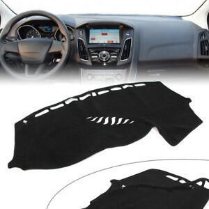 Dash Mat Dashboard Cover Dashmat For Ford Focus 2012 2017 Dasboard With Sound