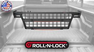 Roll N Lock Cm448 Cargo Manager Truck Bed Divider Dodge Ram 6 4 Bed W O Rambox