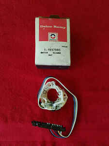 Nos Delco Remy 1997985 Turn Signal Switch
