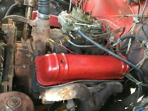 1958 Ford F 800 Truck Engine