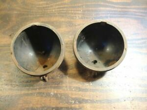 1930 1931 Ford Model A Aa Twolite Commercial Headlights Rat Rod T411