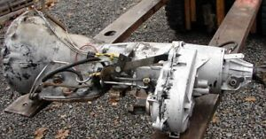 1984 Jeep Grand Wagoneer 727 Automatic Transmission New Process Transfer Case