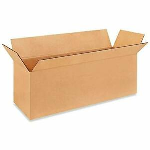 Idl Packaging Long Corrugated Shipping Boxes