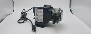 Stenner Pump 45mphp22 22 Gpd Fixed Rate 100psi motor And Head Only