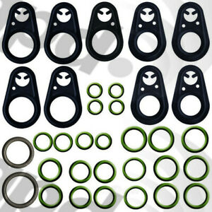A C System O Ring And Gasket Kit Fits 2002 2012 Jeep Liberty Global Parts
