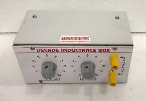 Decade Inductance Box Best Quality Free Shipping