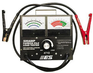 Electronic Specialty 500amp Carbon Pile Load Tester 710
