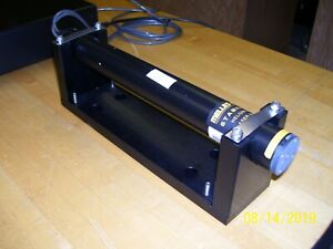 Single Frequency Hene Laser Melles Griot Stp 901 With 60 Day Warranty 1 8 Mw