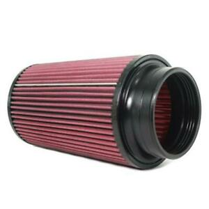Jlt Power Stack Air Filter 4 5in X 9in Red Oil For S B