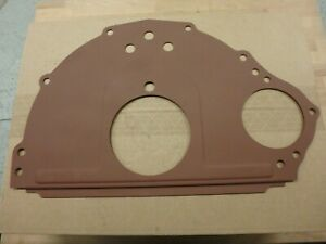 Ford Fe 352 360 390 410 427 428 Bell Housing Engine Plate C6 4 Speed