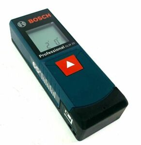 Blaze 65 Ft Laser Distance Tape Measuring Tool With Real Time Measuring Glm20