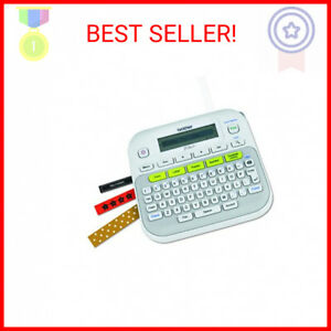 Brother P touch Ptd210 Easy to use Label Maker One touch Keys Multiple F