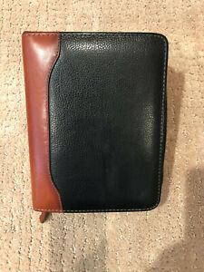 Franklin Compact Leather Binder