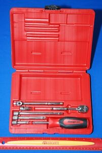New Sealed Snap On Tools 1 4 Drive Expandable General Service Set And Additions